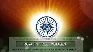 Indian Flag #Tiranga Video, Jana Gana Mana music, Indian flag background, 15 August Independence Day