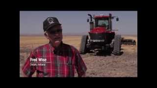 Case IH Steiger Rowtrac Proof positive that 4 is greater than 2