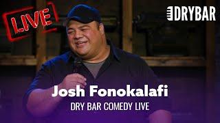 Dry Bar Comedy Live with Josh Fonokalafi