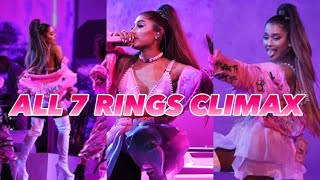 Ariana Grande   Every 7 Rings Climax