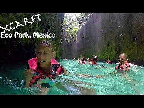 XCaret Eco Park Mexico