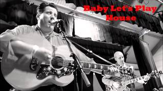 Lawen Stark  The Slide Boppers -Baby Let's Play House - (Arthur Gunter 1954)