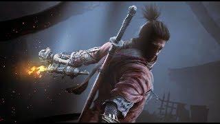 Sekiro: Shadows Die Twice gameplay video
