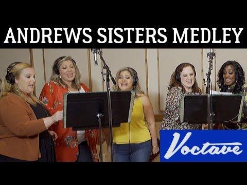 Andrews Sisters Medley