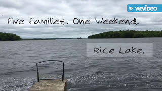 Five Families. One Weekend.