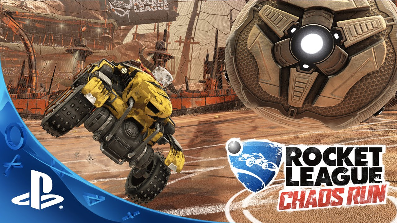 Rocket League: Chaos Run Coming This December