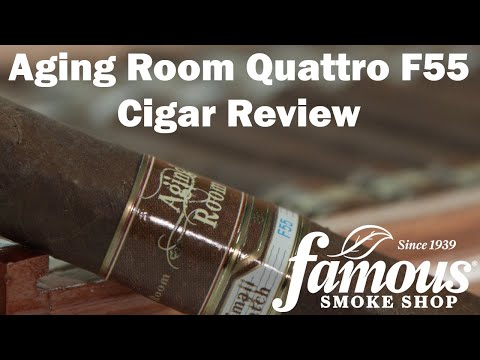 Aging Room Small Batch Quattro F55 video
