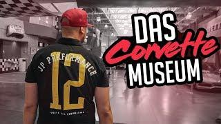 JP Performance - Das Corvette-Museum!