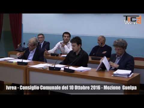 Preview video Ivrea - Consiglio Comunale 10 ottobre 2016