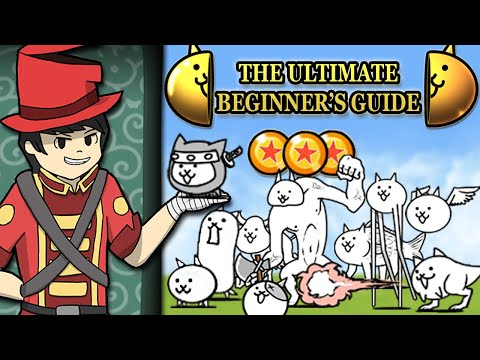 The Battle Cats - The Ultimate Beginner's Guide