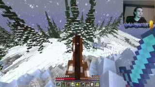 How to Minecraft: SKY SURFING!!! Episode 51 (Season 3 SMP)