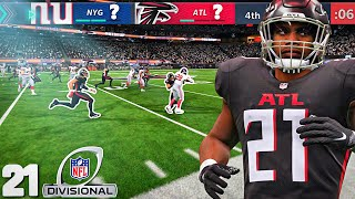 Back to Back Unbelievable Playoff Games You'll Never Forget! ONLINE FRANCHISE #21