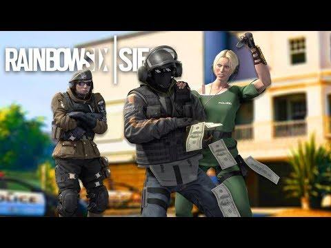 1v2 FOR $200 on Rainbow Six Siege