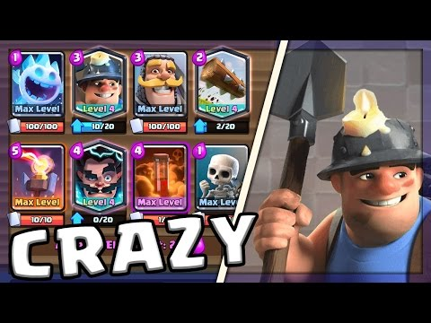 Miner Poison 12-0 Grand Challenge! Crazy fast 2.9 cycle!