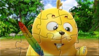 DUDA et DADA Jigsaw Puzzle Game For Kids Rompecabezas