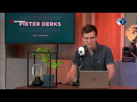 Pieter Derks over het raadsel van de mens en het strand