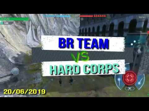 BR VS HC - GRANDE BATALHA CONTRA AMIGOS DE HC.