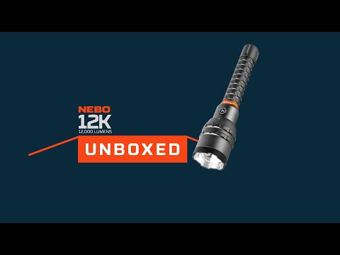 NEBO Unboxed 12k
