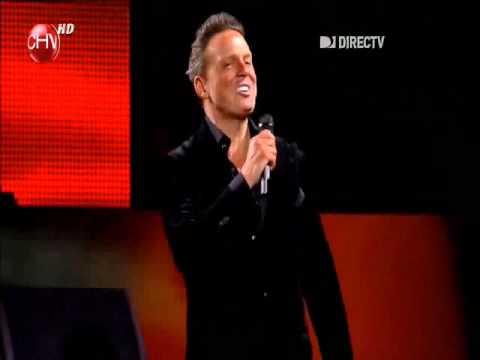 Ahora te puedes marchar - Luis Miguel - Viña del Mar 2012