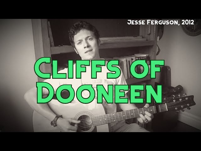 The Cliffs of Dooneen