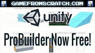 probuilder unity 2018 tutorial - Kênh video giải trí dành
