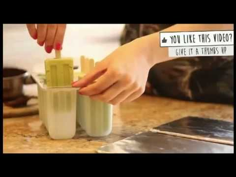 Video Resep Cara Membuat Es Lilin Buah Alpukat