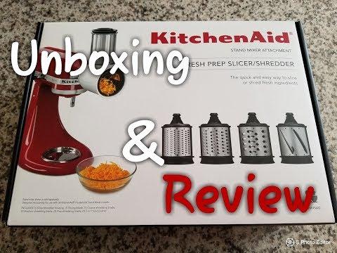 , KitchenAid KSMGSSA Mixer Attachment Pack, White
