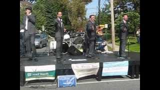 'Lights Out' singing 'Rag Doll'  by 'The Four Seasons'
