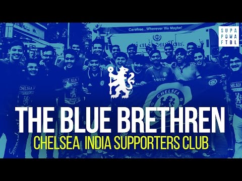 Pune Is Blue | SPF Attends Chelsea India's Amazing Fan Event