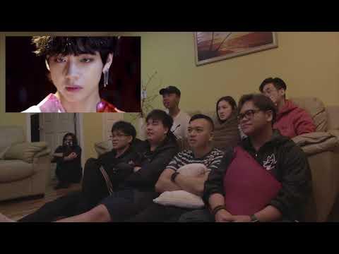 A Group of Koreaboos React to BTS (방탄소년단) 'FAKE LOVE' Official MV mp3