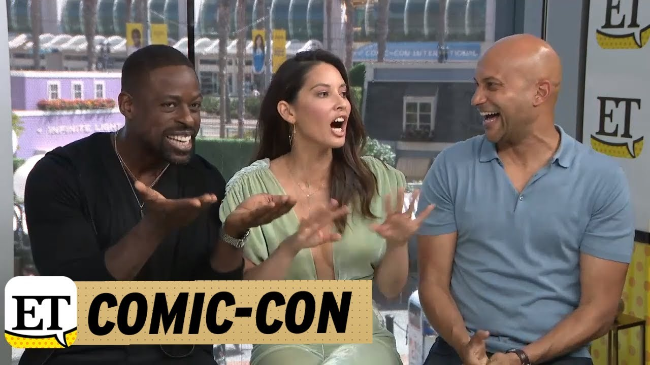 The Predator - Comic-Con 2018: Olivia Munn