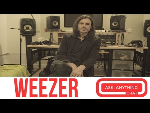 Weezer's Brian Bell Gives Us The 4-1-1 On Africa & Weird Al Yankovic