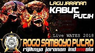 (Lagu Jaranan) KABUT PUTIH Cover Voc IKA Lovers - ROGO SAMBOYO PUTRO Live WATES 2018