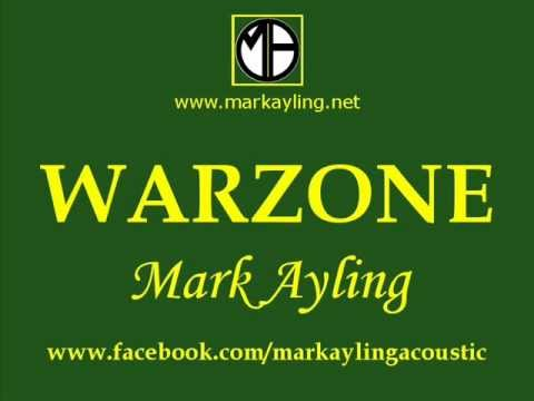 Warzone - Mark Ayling (Acoustic Punk Singer Songwriter)