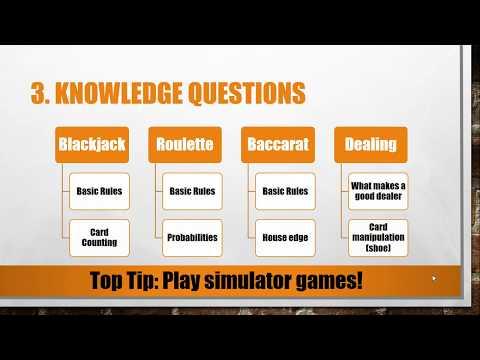 mp4 Hiring Casino Dealer, download Hiring Casino Dealer video klip Hiring Casino Dealer