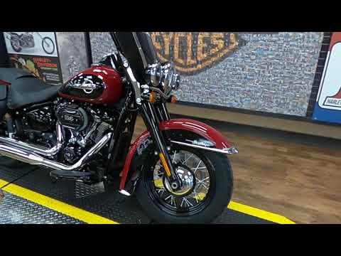 2020 Harley-Davidson Heritage Softail Classic 114