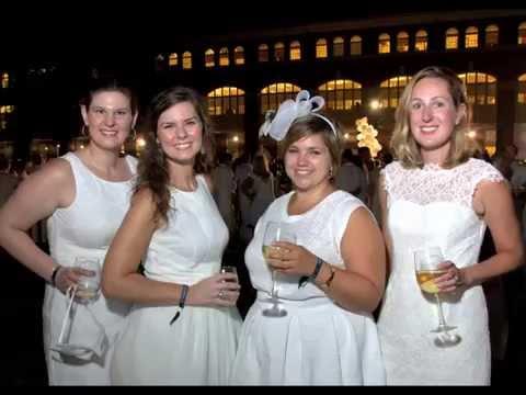 Aug 20, 2015 Le Diner en Blanc~Philadelphia 2015
