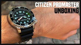 Citizen Promaster Eco Drive BN0150-10E: Unboxing e Prime Impressioni