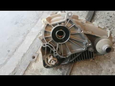 Снятие и установка раздатки  BMW e53.
