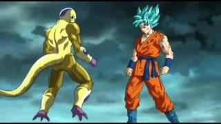 Dragon Ball Z Resserection of F amv - let go