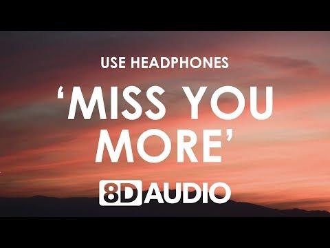 Sophia Angeles - Miss You More (8D AUDIO) 🎧
