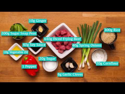 Video Tasty Video: Healthy Beef & Pepper Stir Fry Recipe