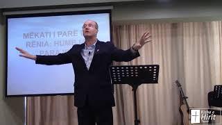 Mëkati i parë dhe rënia: Humbja e Parajsës Zanafilla 3:1-7 Pjesa 1