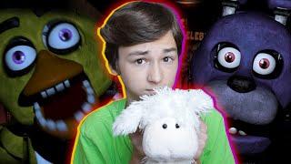 ВОССТАНИЕ ИГРУШЕК :O | Five Nights at Freddy