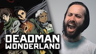 """DEADMAN WONDERLAND - """"One Reason"""" (ENGLISH opening cover by Jonathan Young)"""