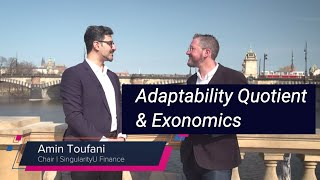Exponential Africa Show - Amin Toufani On Economics - Episode 7