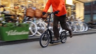 Swifty Zero Adult Scooter from Velorution