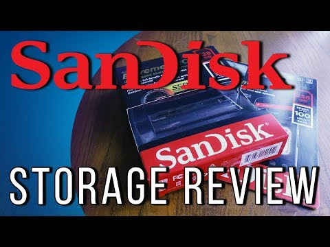 SanDisk Extreme Pro SSD Flash Drive Review (AD)