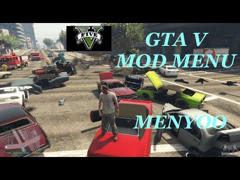 HOW TO INSTALL MOD MENUS FOR GTA 5 PC!!! (MENYOO & SIMPLE