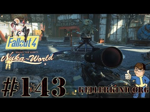 Fallout 4 - Nuka World #143 - Star Kerne ★ Let's Play Fallout 4 [HD|60FPS]